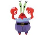 Mr. Krabs, owner of the Krusty Krab